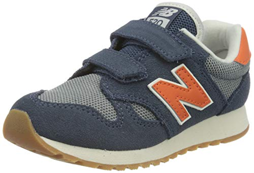 New Balance Unisex-Child YV520GN_28,5 Sneakers, Navy, 28.5 EU