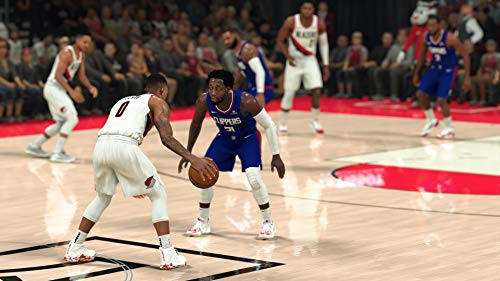 NBA 2K21 with Amazon Exclusive DLC (PS4)