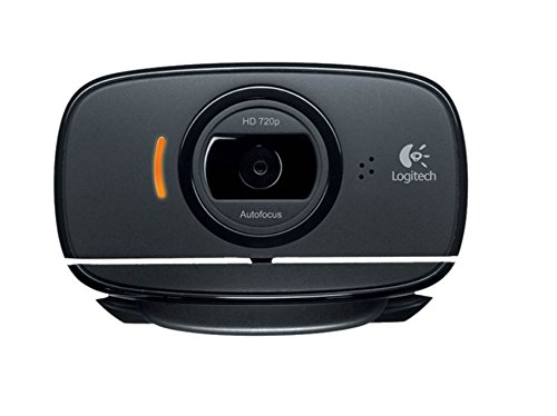 Logitech C525 - Webcam HD 720p, Color Negro