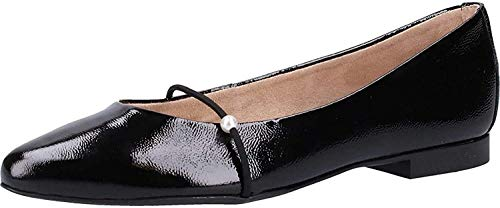 Paul Green 2374 Damen Ballerinas Schwarz, EU 38