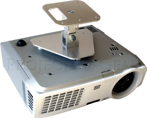 Projector-Gear Projector Ceiling Mount for OPTOMA HD33