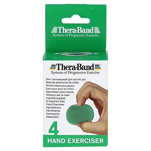 THERA BAND Handtrainer mittel grün 1 St