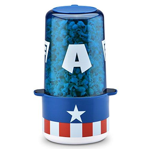 Sale!! Marvel Captain America Mini Stir Popcorn Popper