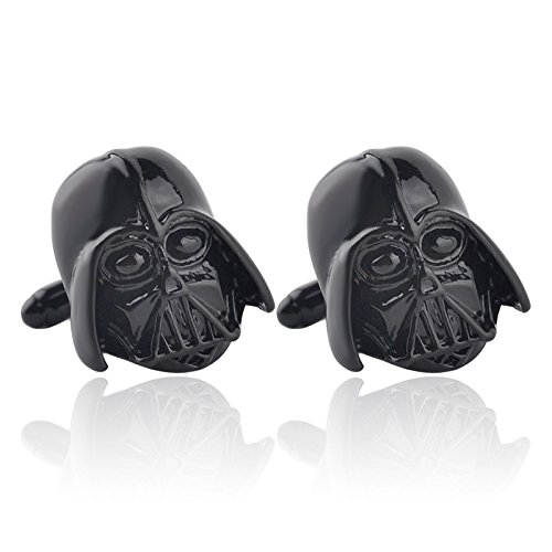 Darth Vader Star Wars Cosplay Cufflinks Manschettenknöpfe