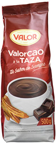 Valor Chocolate a la Taza Soluble - 500 g