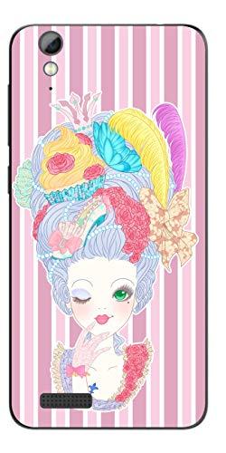 Disagu SF-108098_1137 Design Folie für Phicomm Energy L - Motiv Marie-Antoinette 02
