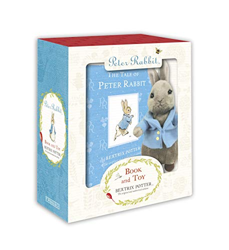 Compare Textbook Prices for Peter Rabbit Book and Toy Box Har/to Edition ISBN 9780723253563 by Potter, Beatrix