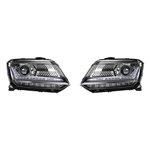 Osram LEDHL107-BK LEDriving LED Scheinwerfer, Black Edition