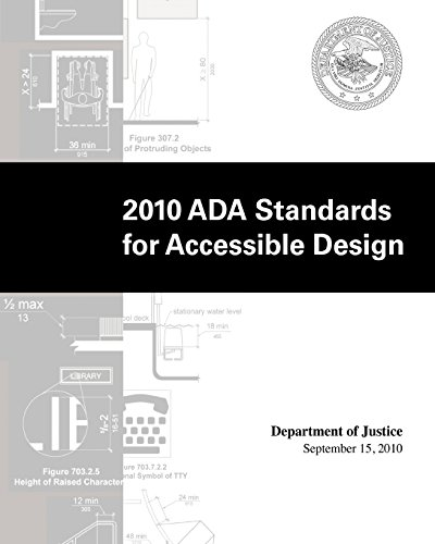 2010 ADA Standards for Accessible Design by Department of Justice