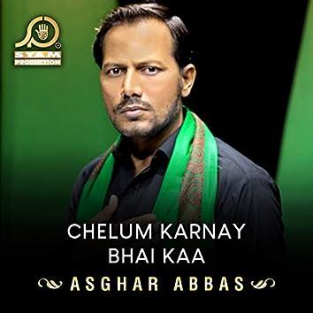 Chelum Karnay Bhai Kaa - Single