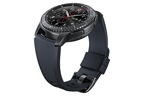 Samsung Gear S3 Silicone Replacement Band (22mm) - Black