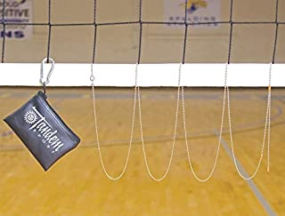 girls volleyball net
