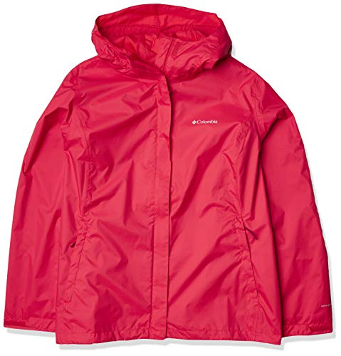 Columbia Women's Arcadia II Jacket, Red Lily, Medium