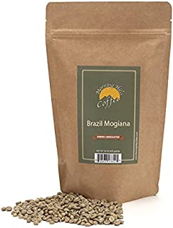 Best unroasted green coffee beans Reviews