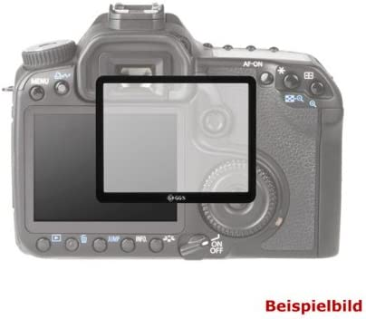 Original Delamax Ggs Displayschutz Für Canon Eos 7d Kamera