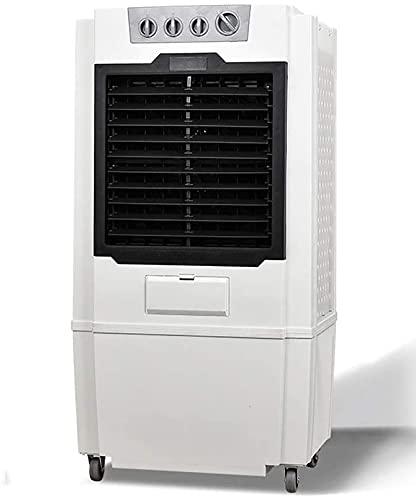 FGDFGDG Ventilador frío Enfriadores evaporativos Enfriador de Aire móvil, Ventilador de Aire Acondicionado Grande, Aire Acondicionado Industrial, Ventilador de refrigeración doméstico