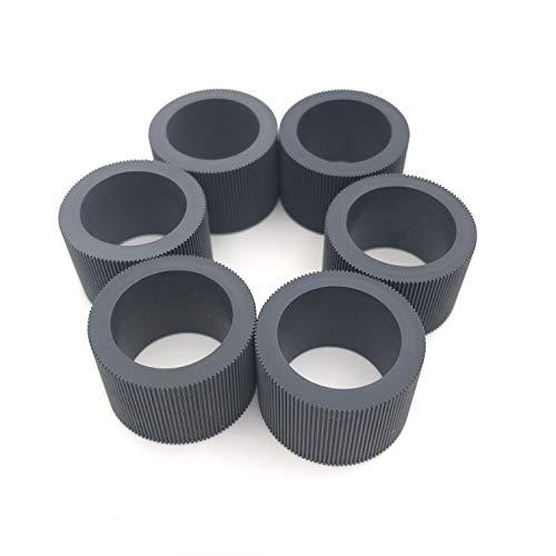 Case of 60 Packs,OKLILI 148-4864 1484864 Pickup Feed Roller Tire Compatible with Kodak i1200 i1300 i1210 i1220 i1310 i1320 i2400 i2600 i2800 ss500 ss520 i1405 i1410 i1420 i1440 i150 i160 i260 i280