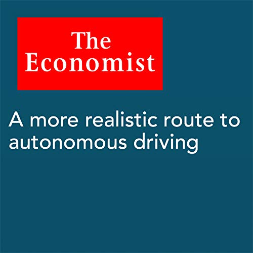 『A more realistic route to autonomous driving』のカバーアート