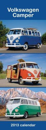 Volkswagen Camper 2013 - VW Bus Camper - Original BrownTrout-Kalender - Slimline
