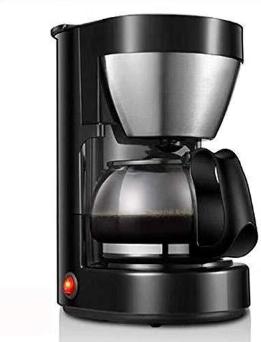 Kaffeemaschine, Filterkaffeemaschine Maschine Machen Amerika Kaffee 650 ml 6 Tassen, für Home Office, B (Farbe: A)