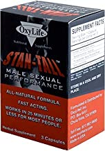 product image for Stan-Tall Male Sexual Performance - 3 Capsules | Works in 25 Minutes | Improves Blood Flow and Performance