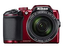 Nikon Coolpix B500 Kamera rot
