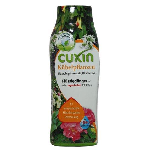 Cuxin Flüssigdünger für Kübelpflanzen, 800 ml