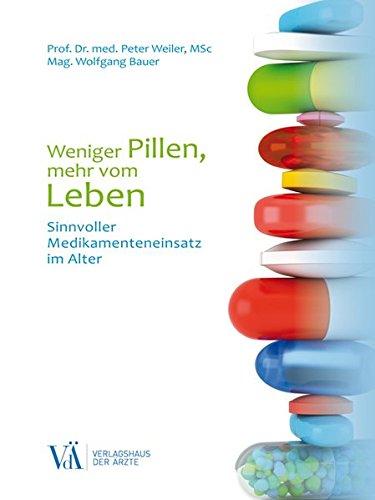 Weniger Pillen, mehr vom Leben: Sinnvoller Medikamenteneinsatz im Alter