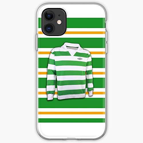 Covers Phone Glasgow Retro Celtic Fc I Retro- | Phone Case for iPhone 11, iPhone 11 Pro, iPhone XR, iPhone 7/8 / SE 2020| Phone Case for All iPhone 12, iPhone 11, iPhone 11 Pro, iPhone XR, iPhone