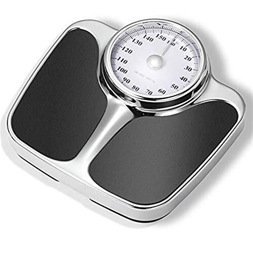 Smart Electronic Digital Portable Portable Mechanical Scales, Rapid And Reliable Weighing Bathroom Scale, Easy To Read Analog Dial, Do Not Need Battery Power ,Household electronic scale ,High accuracy