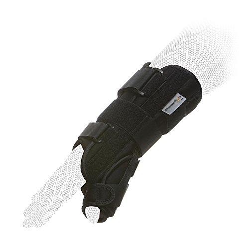 Physioroom Handgelenkschiene mit Daumenschiene - Handagelenkbandage mit Daumenorthese
