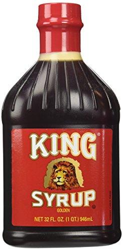 King Syrup Golden 32oz