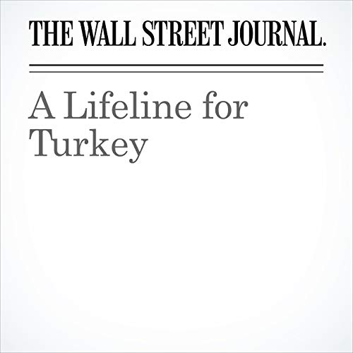 A Lifeline for Turkey copertina