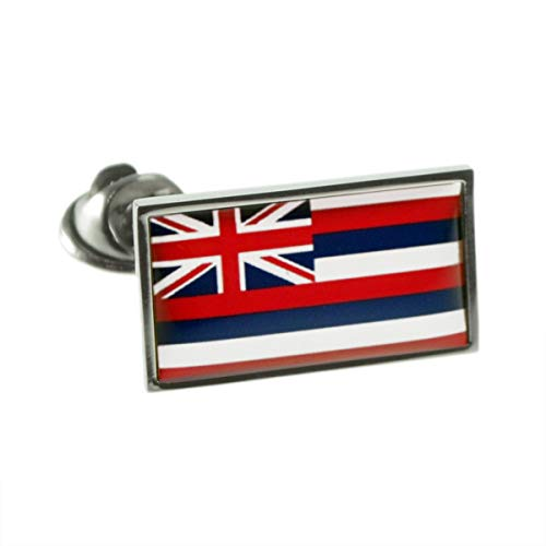 USA American HAWAII State Flag Anstecknadel Abzeichen