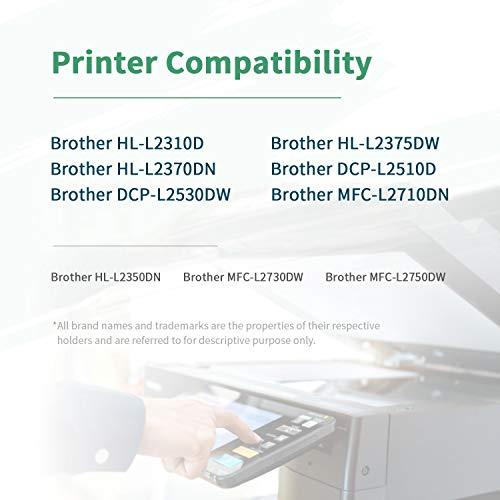 ZIPRINT TN 2420 Toner Compatible Brother TN2420 para Brother mfc-l2710dw dcp-l2530dw dcp-l2510d HL-L2350DN HL-L2370DN MFC-L2730DW MFC-L2750DW