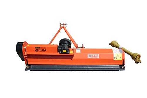 Farmer-Helper 68' Field Flail Mower Cat.I 3pt...