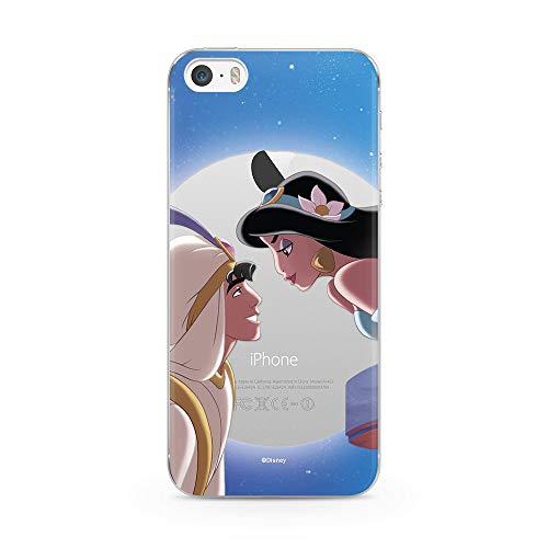 Ert Group DPCJASMALAD011 Custodia per Cellulare Disney Jasmine i Aladyn 001 iPhone 5/5S/SE