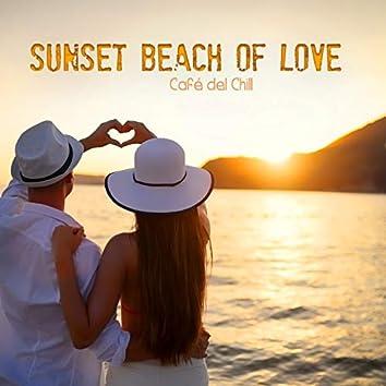 Sunset Beach of Love