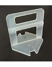 Glasyr 3 mm 500 st. kakel nivelleringssystem kakeltjocklek 3–12 mm – utplaceringssystem kakelförflyttningshjälp kakelplattläggningssystem kakelplattång