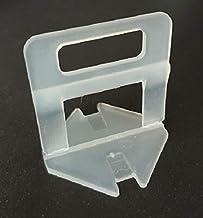 Glasyr 3 mm 500 st. kakel nivelleringssystem kakeltjocklek 3–12 mm – utplaceringssystem kakelförflyttningshjälp kakelplatt...