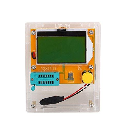 Liamostee LCR-T4 Mega328 - Comprobador de diodo con Carcasa