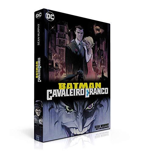 BOX PARA COLEÇÃO: BATMAN CAVALEIRO BRANCO (SOMENTE A CAIXA)