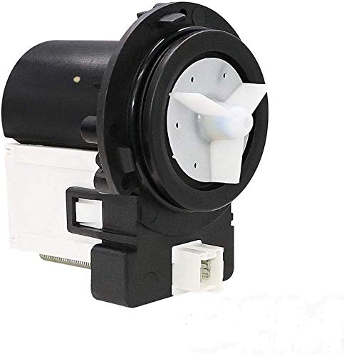DC31-00054a Washer Drain Pump Motor by Appliancemate fit for Samsung Washing Machine 120v-1 YEAR WARRANTY