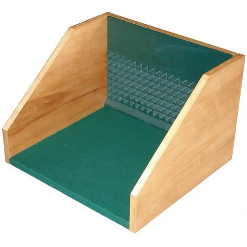 AccuCraps Portable Craps Practice Table - Traditional Underlayment