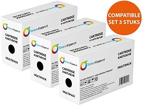 Huismerk 3X Toner voor HP 12A Q2612A Canon Fx10 Fx-10 703 Toners-kopen_nl