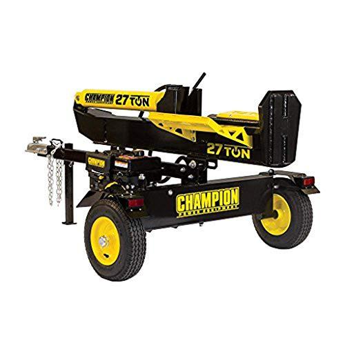 Champion Power Equipment 27 Ton 224cc Log Splitter