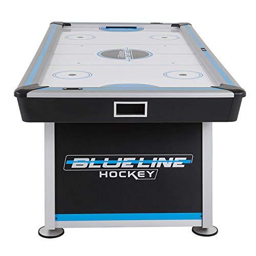 Toy Park 7 Ft Air Hockey Table with Timer and Digital Scorer