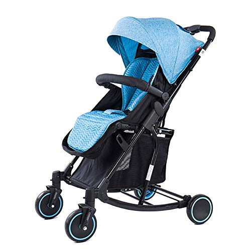 Thole Cochecito De Bebé Safety 1st Seat and Go Convertible 3 En 1 Grow para NiñOs De 0-3 AñOs,Blue