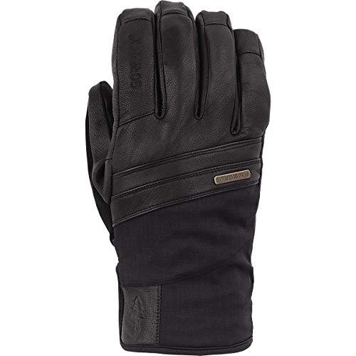 Pow! Royal GoreTex Snow Active Ski Gloves Small Black