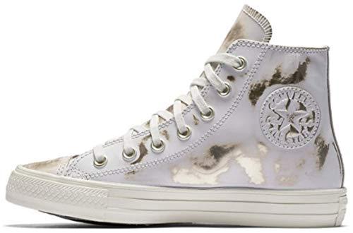Converse All Star Hi Zapatillas abotinadas Mujer, Blanco (weiß), EU 36